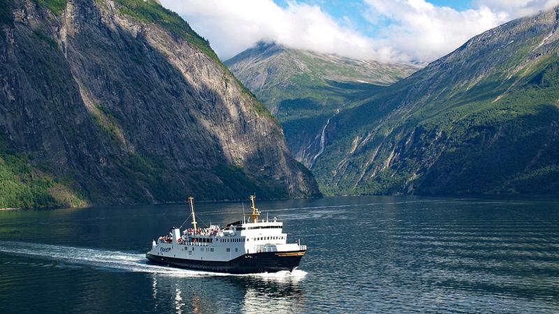 Take a ferry
