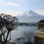 The Mount Fuji