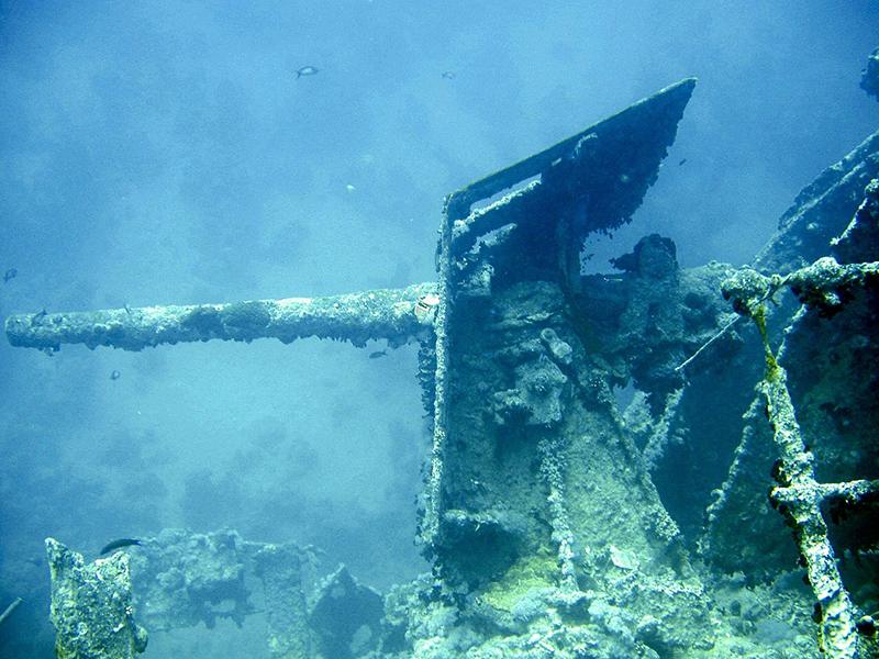 Thistlegorm Dive Site